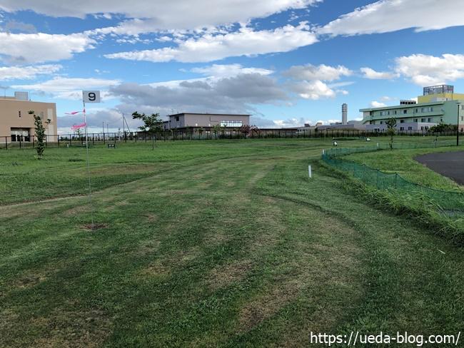 東雁来公園パークゴルフ場