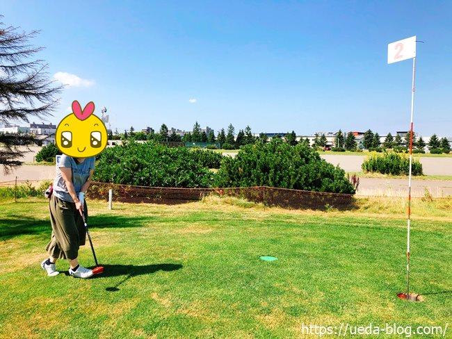 つどーむパークゴルフ場を攻略
