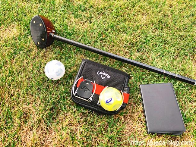 必要な道具を集めて快適にパークゴルフを楽しもう!