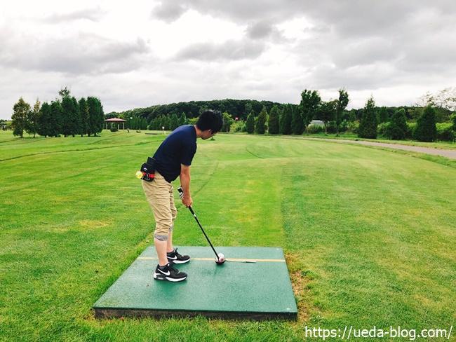 パークゴルフはグリップでスコアが決まる