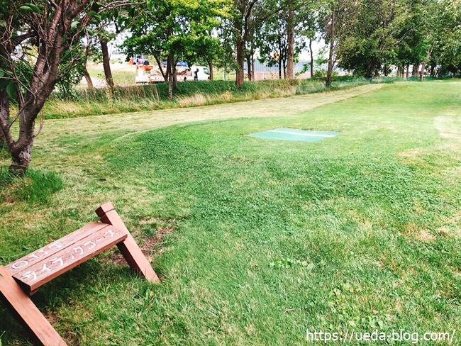 川下公園パークゴルフ場のライラックコース