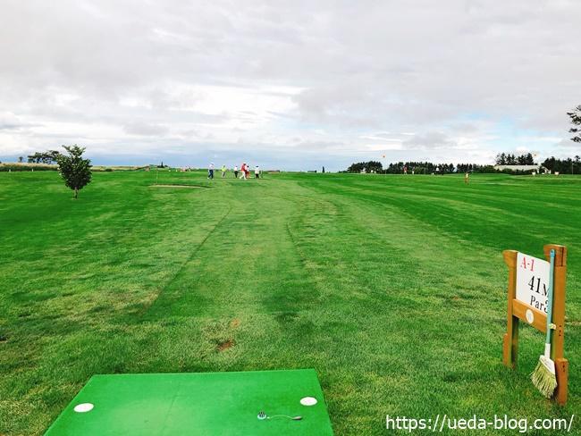 輪厚国際パークゴルフ場のAコース