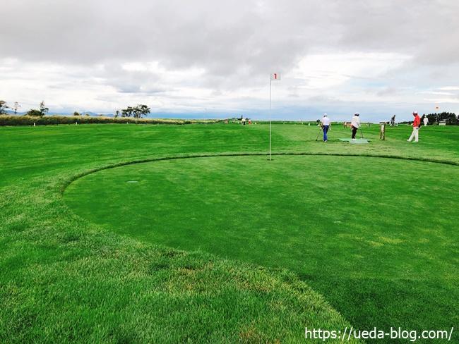 輪厚国際パークゴルフ場 北広島市