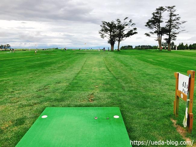 輪厚国際パークゴルフ場のBコース