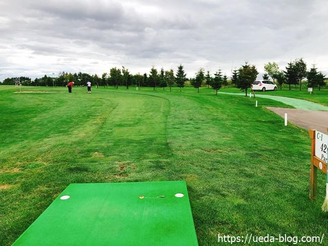 輪厚国際パークゴルフ場のCコース