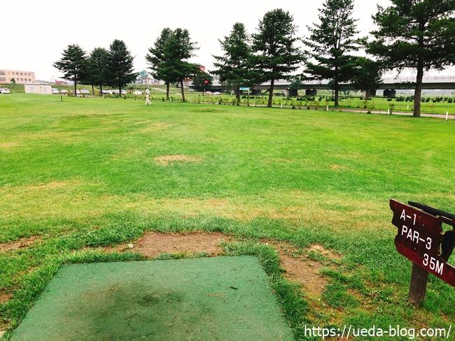 はらっぱ36コース パークゴルフ場