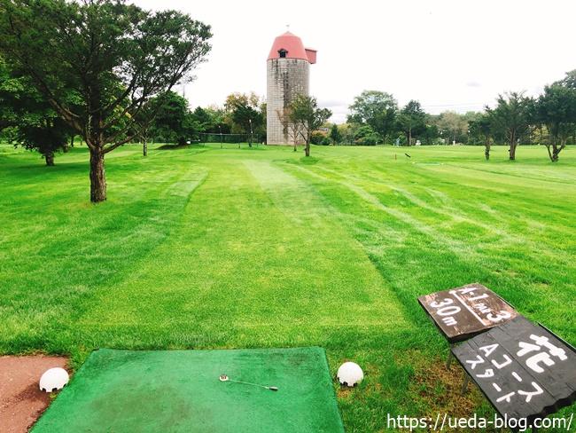 花夢里パークゴルフ場の花コース