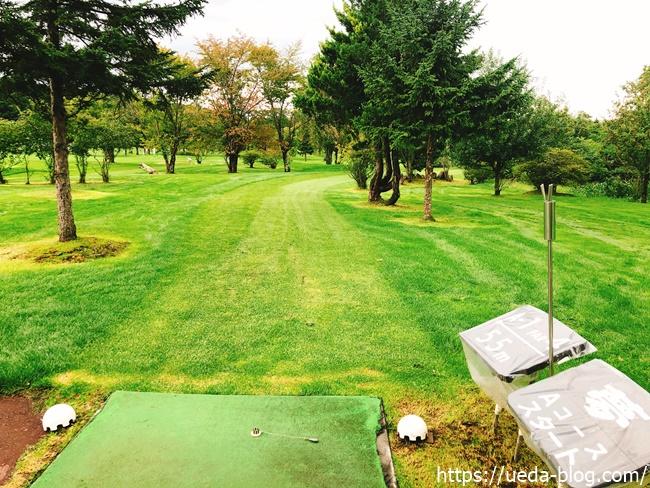 花夢里パークゴルフ場の夢コース