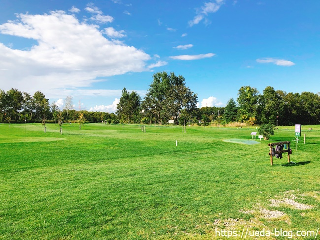 福移の杜パークゴルフ場はユニバーサルデザイン