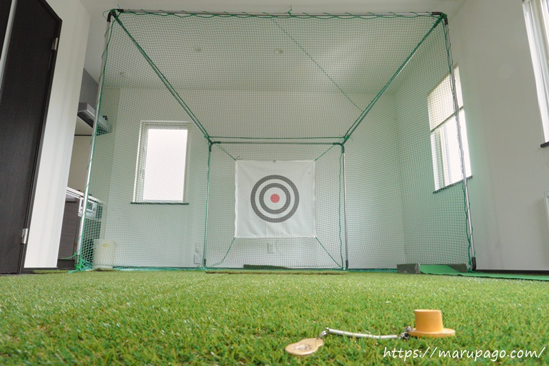 エーゼット パークゴルフ打ちっぱなし練習場