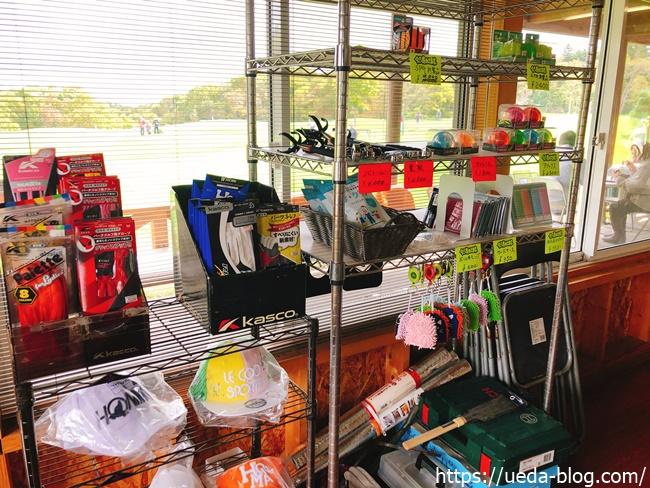 パークゴルフ用品の販売