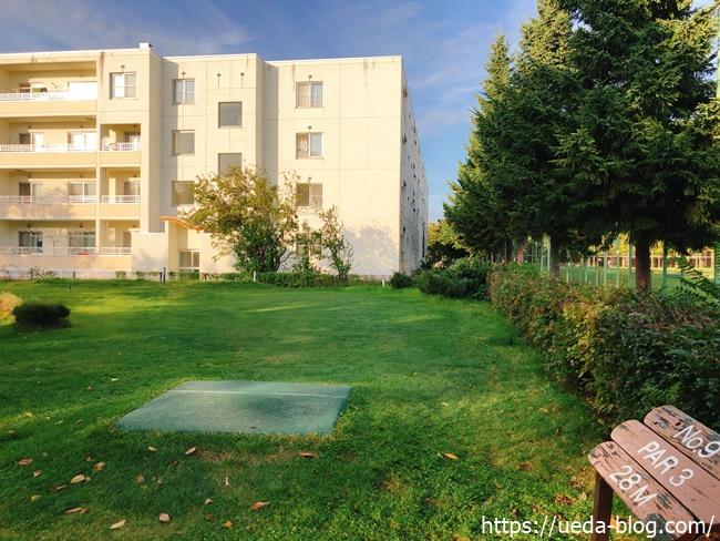 エルムの森公園パークゴルフ場は住宅街に佇む自然が多い無料コース