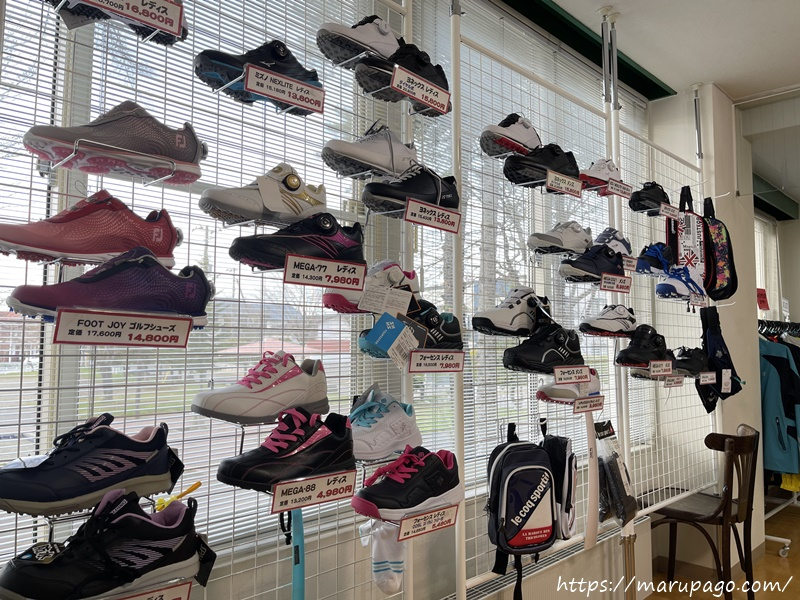 札幌パークランド シューズ 靴