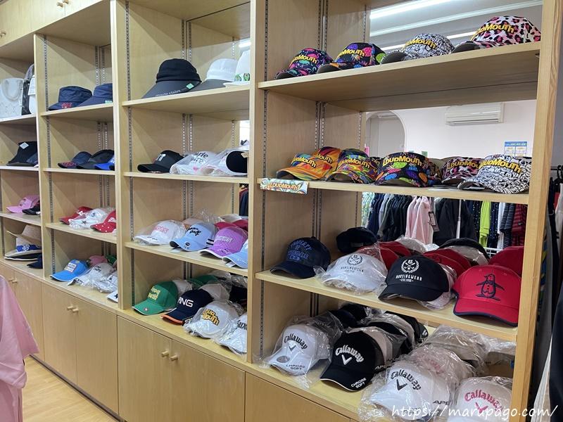 札幌パークランド 帽子