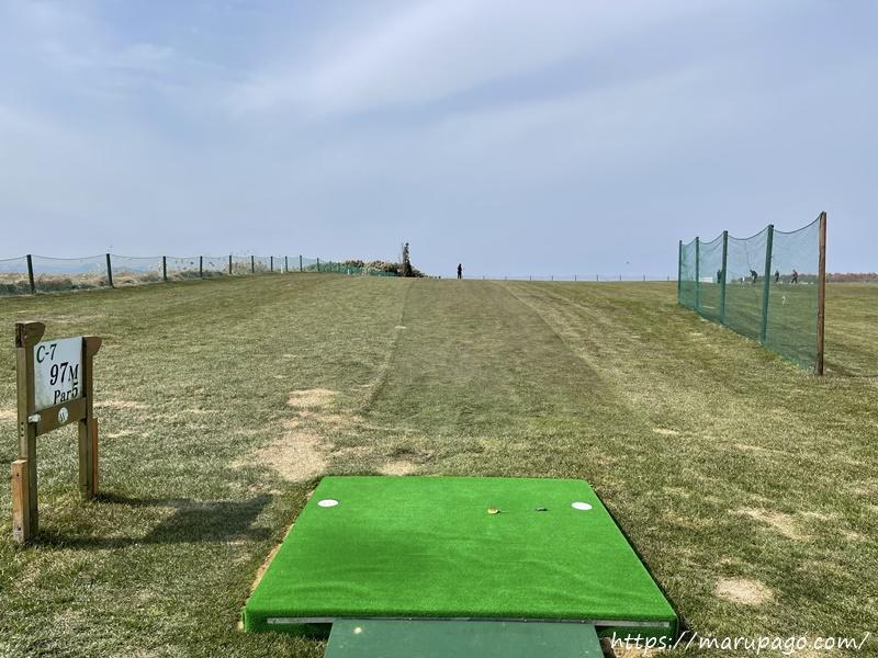 輪厚国際パークゴルフ場 ロングホール