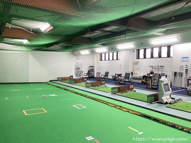 山の手ゴルフセンター 打ちっぱなし練習場 住所 電話番号 打席数など