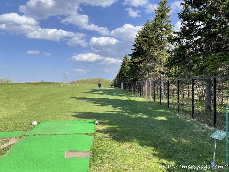 札幌市北区 茨戸川緑地パークゴルフ場