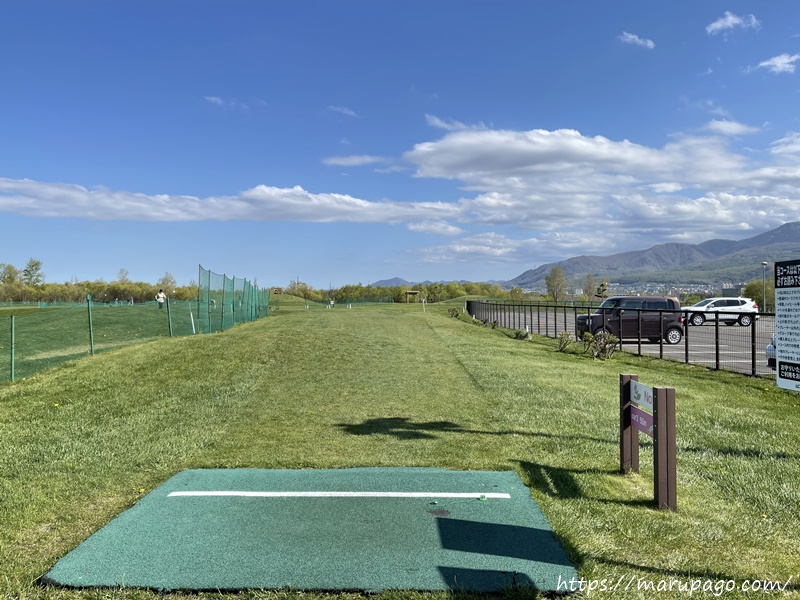 山口緑地パークゴルフ場東コース Eコース(カタクリ)