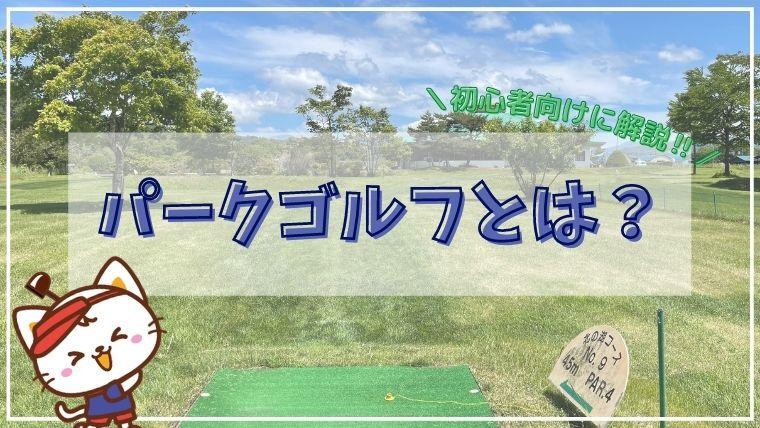 パークゴルフとは?必要な用具、コースの周り方を初心者向けにご紹介【最低限のルール&マナーも】
