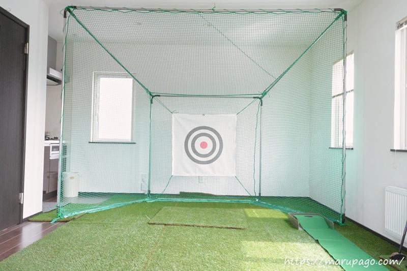 札幌市北区 エーゼット パークゴルフ練習場