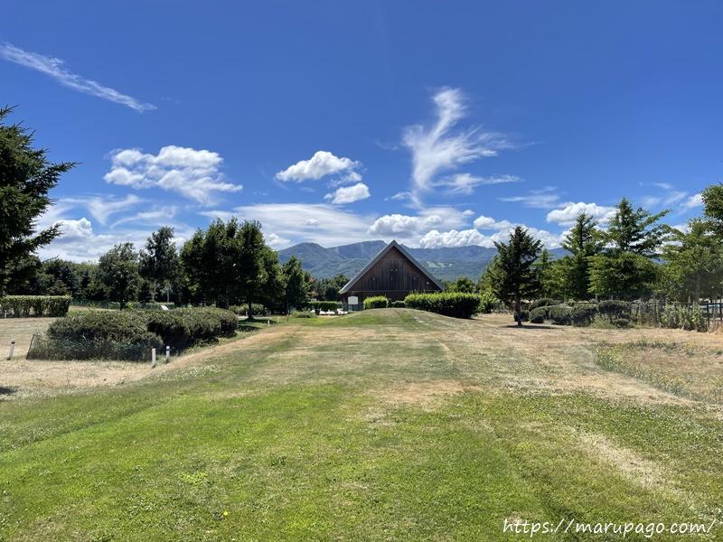 札幌市手稲区 前田森林公園パークゴルフ場