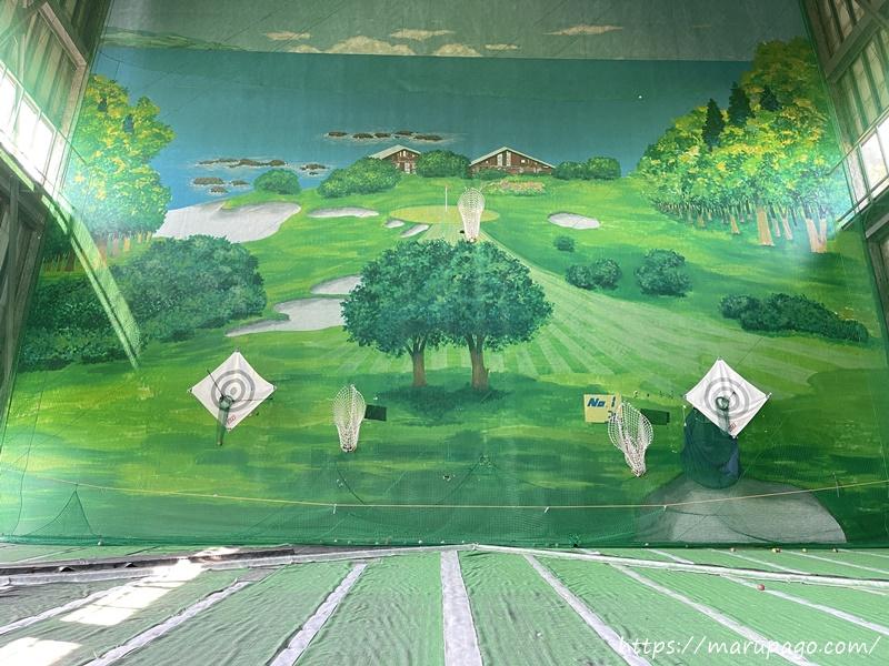 ジュンスポーツ パークゴルフ練習場の写真②