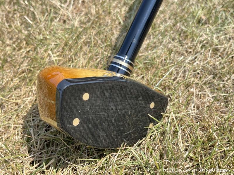 SHIDOHパークゴルフクラブはスイートスポットが広くおすすめ